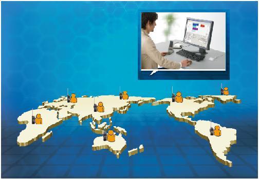 icom调度系统