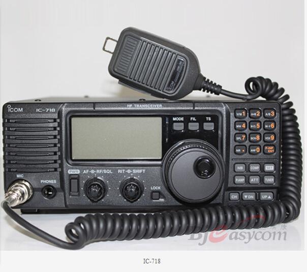 IC-718短波电台
