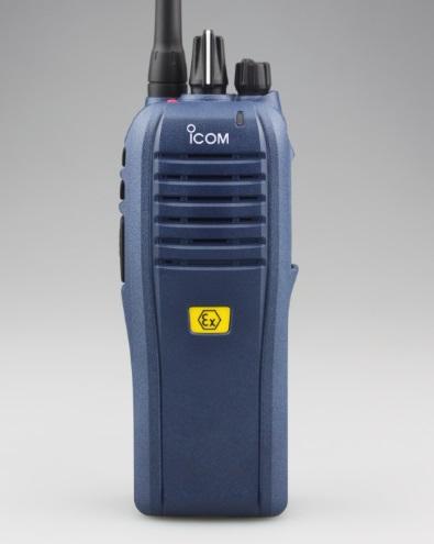 IC-F3202DEX IC-F4202DEX防爆对讲机
